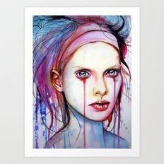 nom de plume (VIDEO IN DESCRIPTION!!) Art Print