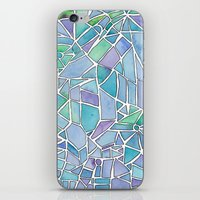 Parts Of The Whole iPhone & iPod Skin