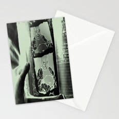Tickling Buddha Stationery Cards