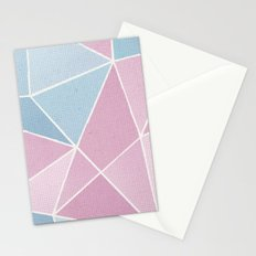 cubes. Stationery Cards