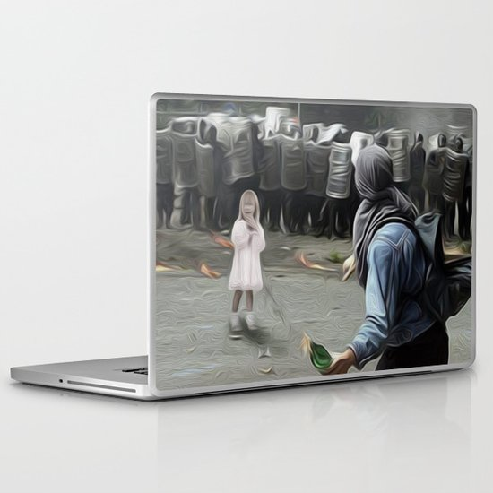 innocents takes no sides Laptop & iPad Skin
