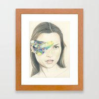 Kate The Great And Power… Framed Art Print