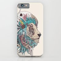 iPhone & iPod Case featuring Unbound Autonomy (Blue) by Mat Miller