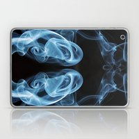 Smoke Photography #2 Laptop & iPad Skin