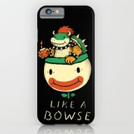 Like A Bowse iPhone 6 Slim Case