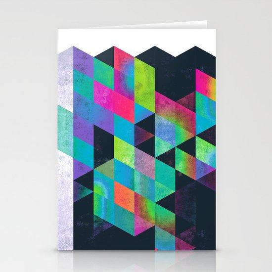 fluoxo Stationery Card