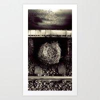 Ask Art Print