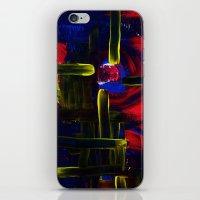 nightbrite iPhone & iPod Skin