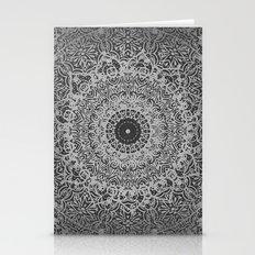 Ash Mandala Stationery Cards