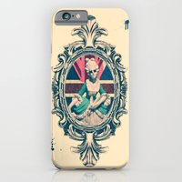 iPhone & iPod Case featuring Bourgeoisie Woman by Alec Goss