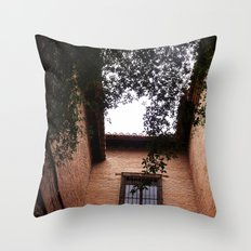 Pure Light Throw Pillow