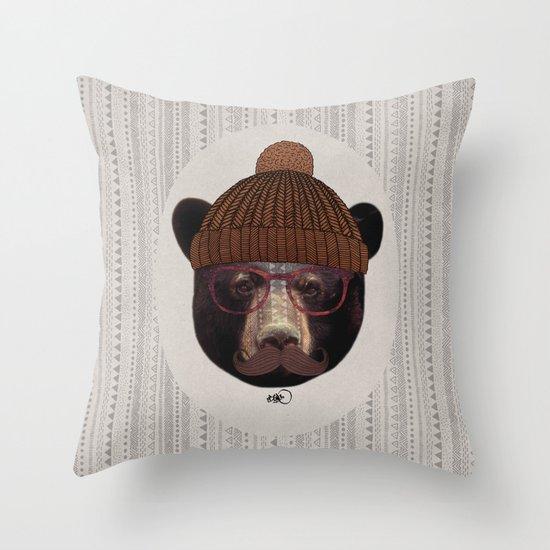 Gustav Throw Pillow