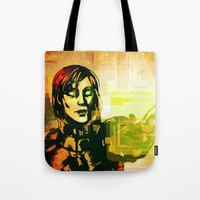 Mass Effect - Overlord Tote Bag