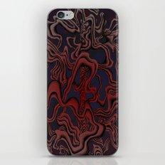 Bear Sinew (Bear Skin companion) iPhone & iPod Skin