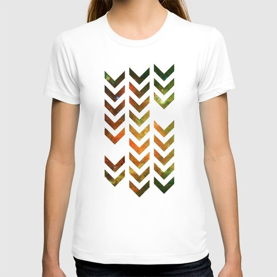 Nebula Chevrons T-shirt