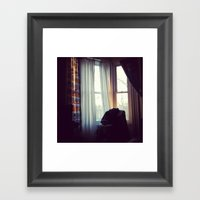 Mid Afternoon Framed Art Print