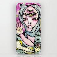 Meredith iPhone & iPod Skin