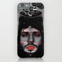 iPhone & iPod Case featuring Un Natural Disaster by Cosmic Nuggets