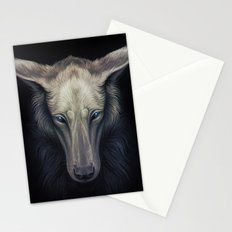 Icy Eyes Stationery Cards
