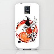 PHOENIX INKTOBER Galaxy S5 Slim Case