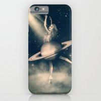 When Saturn Starts Dancing iPhone 6 Slim Case