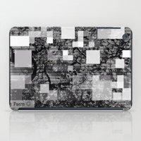 deconstructions 3A iPad Case