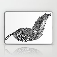 Feather 3 Laptop & iPad Skin