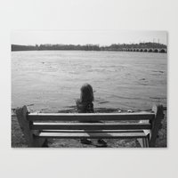 Rising Waters Canvas Print