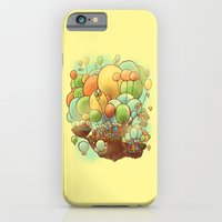 iPhone & iPod Case featuring Cloud City by Nick Volkert