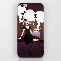 VelusaMisery iPhone & iPod Skin