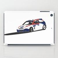 Colin McRae / Focus WRC iPad Case