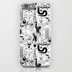 Monsters ink iPhone 6s Slim Case