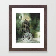 The Escape 1 Framed Art Print