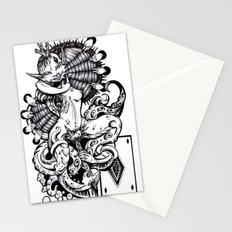 Diamonds Stationery Cards