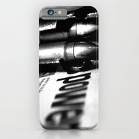 iPhone & iPod Case featuring Pen and Sword by Vorona Photography