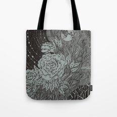 Flower three Tote Bag