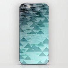 Seascape iPhone & iPod Skin