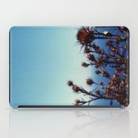Sun-Bleached Blossom iPad Case