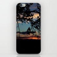 NM Sunset 6 iPhone & iPod Skin