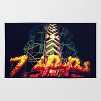Carnival Lights, The Zip… Rug