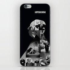 Hitchcock iPhone & iPod Skin