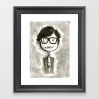 Austin Powers Framed Art Print