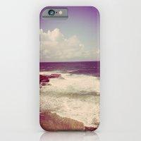 Winter Waves iPhone 6 Slim Case