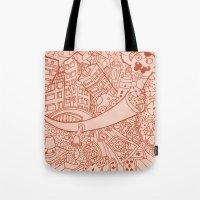 #MoleskineDaily_15 Tote Bag