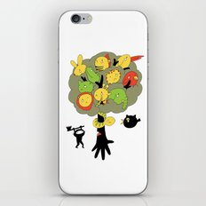 The Ninja Assassin iPhone & iPod Skin