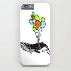 Balloons Whale Slim Case iPhone 6s