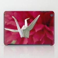 Origami Crane iPad Case
