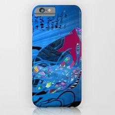 John 8/44+TheFish Nonrandom-art2 Slim Case iPhone 6s