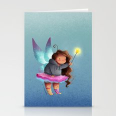 The Lazy Fairy Godmother Stationery Cards