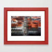 Lisbon 3 Framed Art Print